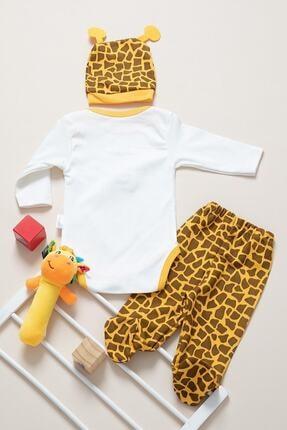 bebboo Sarı Bebek Takım 0413 1