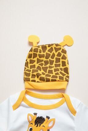 bebboo Sarı Bebek Takım 0413 2