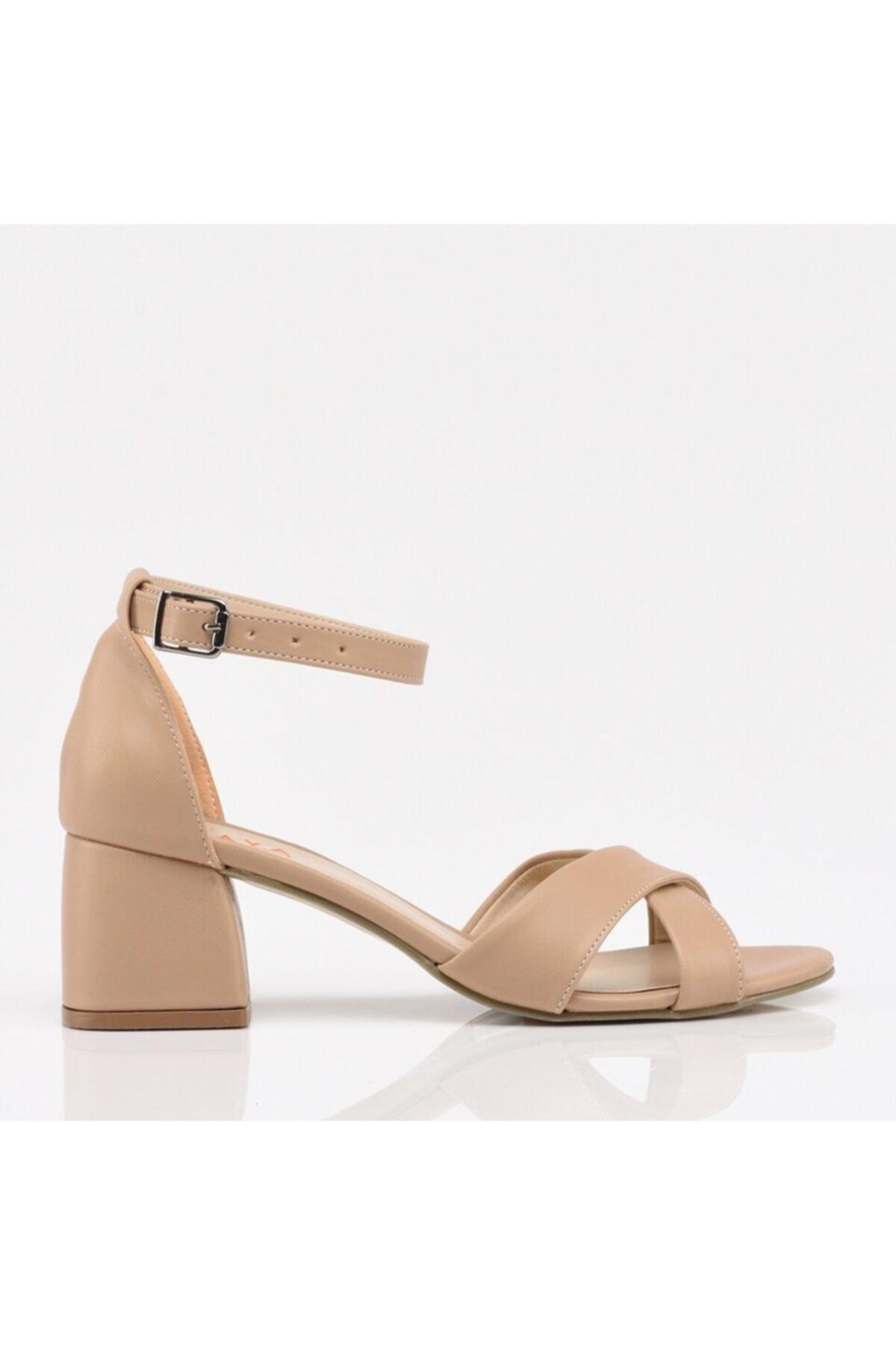 Vizon Yaya Kadın Sandalet & Terlik