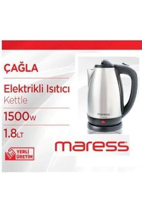 Maress Su Isıtıcısı Çelik Kettle (KETIL) 1.8 Lt 1.8 Litre 1