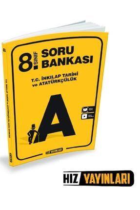 Hız Yayınları 8.sınıf Soru Bankası Set 2021 Paragraf Dahil 4