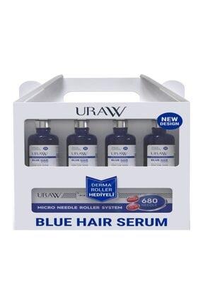 Uraw Mavi Serum 4+1 Paketi 1
