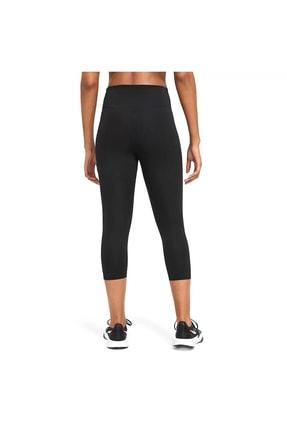 Nike Kadın Siyah One Tayt Dd0245-010 1