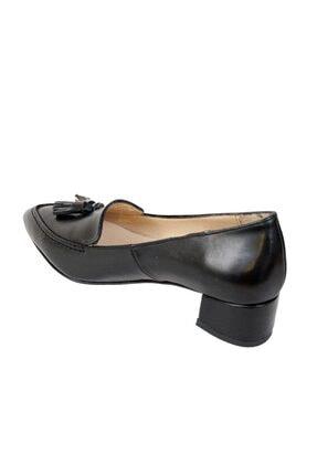 Ustalar Ayakkabı Çanta Siyah Kadın Hakiki Deri Stiletto 364.2017 2