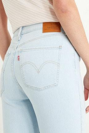 Levi's Kadın Mile High Super Skinny Jean 3