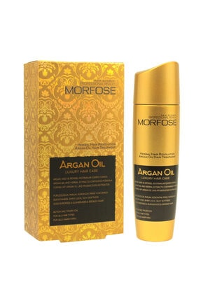 Morfose Bitkisel Argan Theraphy Yağ 100 ml 0