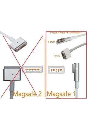 ATAELEKTRONİK Apple Macbook Pro 13 Laptop Notebook Şarj Aleti Cihazı Adaptör 18.5v 4.6a Mag Safe 1 2