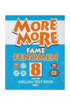Kurmay Elt Yayınları More More 8 Englısh Fame Fenomen 0