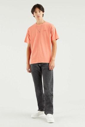 Levi's Erkek Vintage Tee Coral Quartz Garment Sarı/Turuncu Erkek Tişört 3985600120 1
