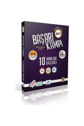 Paraf Yayınları Ayt Eşit Ağırlık Sözel 10 Hamlede Başarı Kampı 0