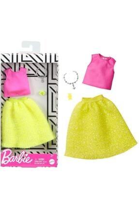 Barbie Son Moda Kıyafetleri FYW85-GHW82 0