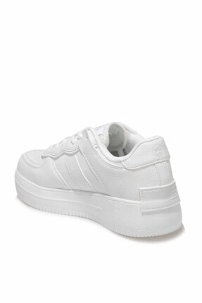 Lumberjack Kadın Beyaz Günlük Spor Ayakkabı 2