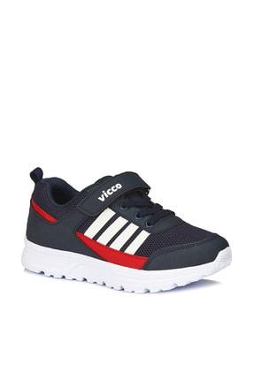 Vicco Yamato Erkek Çocuk Lacivert Spor Ayakkabı 0