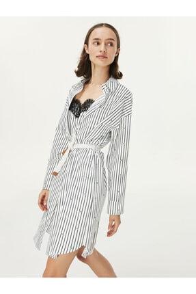 Twist Kadın Beyaz Çift Parça Elbise 1