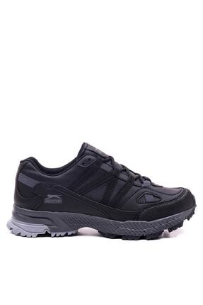 Slazenger Erkek Siyah Arasta Koşu Ve Yürüyüş Ayakkabı 0