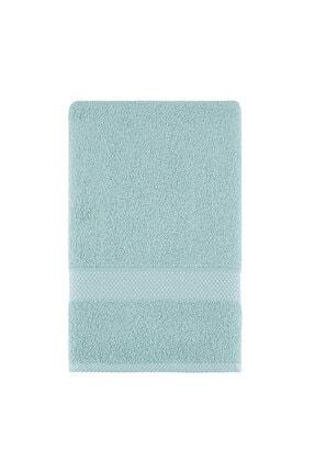 Arya Home Miranda Soft Düz Yüz Havlusu Mint 0