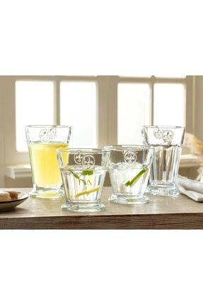 Madame Coco Florentine 4'lü Su Bardağı 0