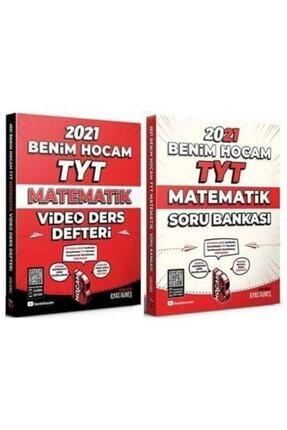 Benim Hocam Yayınları Benim Hocam 2021 Yks Tyt Matematik Video Ders Defteri + 0