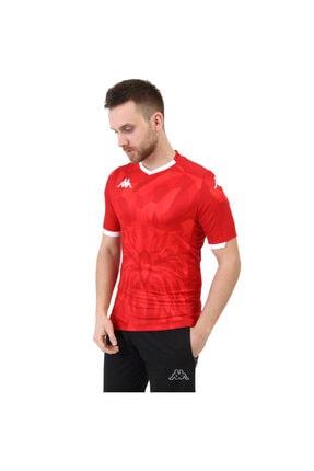 Kappa Pro Away Kırmızı T-shirt 1