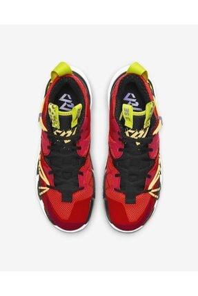 """Nike Erkek Kırmızı Jordan """"why Not?"""" Zer0.3 Se  Basketbol Ayakkabısı Ck6611-600 2"""