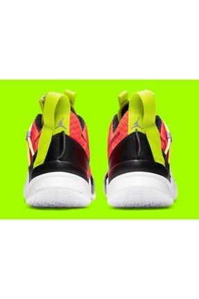 """Nike Erkek Kırmızı Jordan """"why Not?"""" Zer0.3 Se  Basketbol Ayakkabısı Ck6611-600 3"""