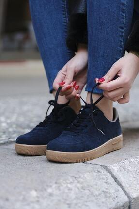 DARKLOW Unisex Sneaker Günlük Bağcıklı Spor Ayakkabı 1