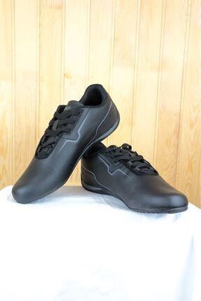 تصویر از - 26467 Siyah Erkek Spor Ayakkabısı