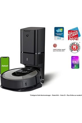 iRobot Roomba I7+ Robot Süpürge 1