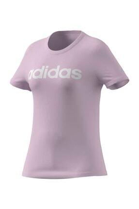 adidas T-shirt Kadın T-shirt Clpınk/whıte Gl0771 1