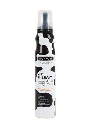 Morfose Saç Bakım Köpüğü 200ml Milk Terapy 0