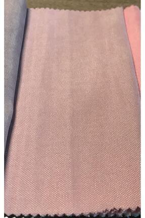Perle Buğulu Gül Fon Perde 150x260 1