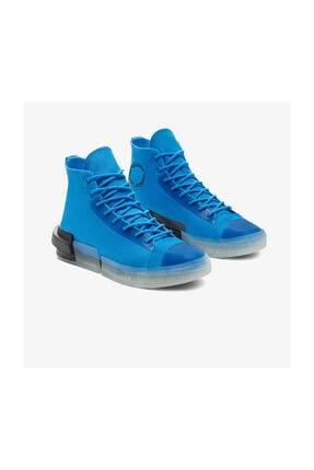 Converse All Star Disrupt Cx Stretch Canvas Hi Erkek Mavi Sneaker 1