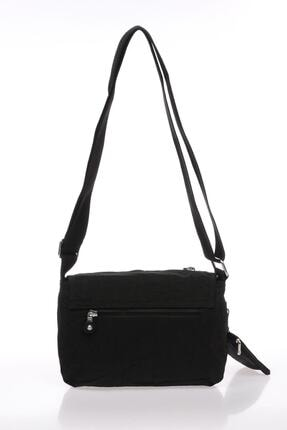 Smart Bags Smb1148-0001 Siyah Kadın Çapraz Çanta 2