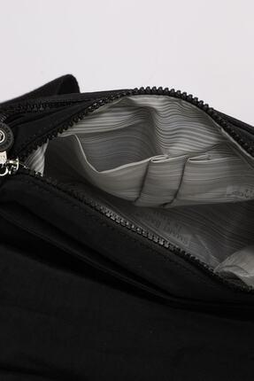 Smart Bags Smb1148-0001 Siyah Kadın Çapraz Çanta 3
