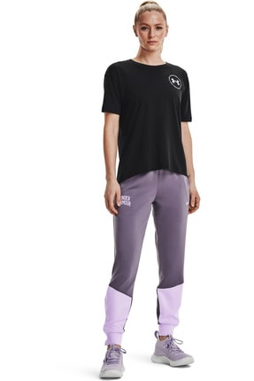 Under Armour Kadın Spor T-Shirt - IWD Graphic SS Tee - 1361083-001 1