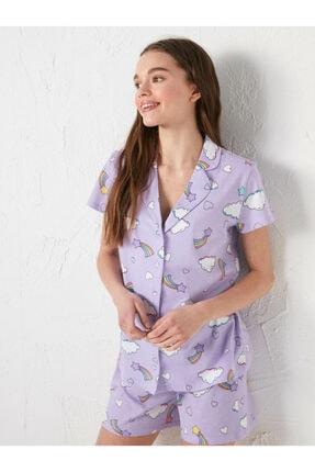 LC Waikiki Kadın Pijama Takım 1