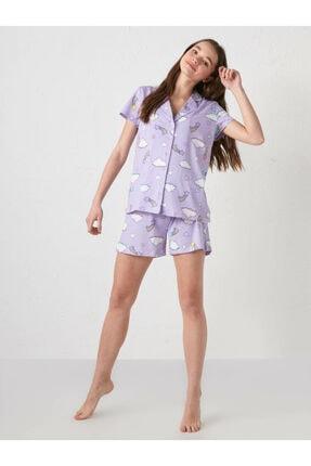 LC Waikiki Kadın Pijama Takım 3