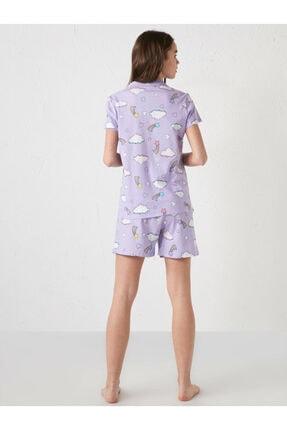 LC Waikiki Kadın Pijama Takım 4