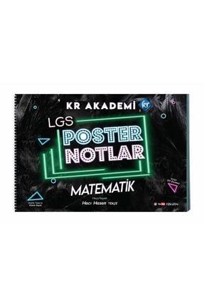 KR Akademi Yayınları Kr Akademi Lgs Poster Notları 5'li Set 3