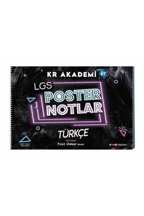 KR Akademi Yayınları Kr Akademi Lgs Poster Notları 5'li Set 4