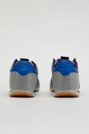 Muggo Erkek Füme Bağcıklı Sneaker Mgbarney02 2
