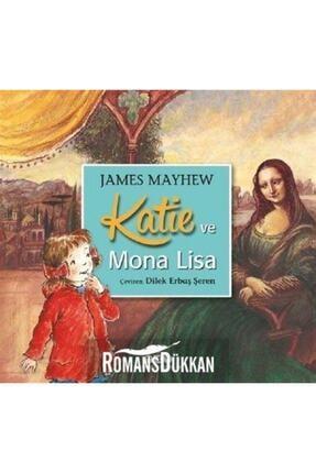 Yapı Kredi Yayınları Katie ve Mona Lisa 0