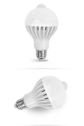 ALKILIÇ Led Hareket Sensörlü 9w Beyaz Işık Ampul Alk-9wsensörlüampul 2