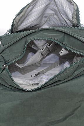 Smart Bags Smbky1148-0005 Haki Kadın Çapraz Çanta 3