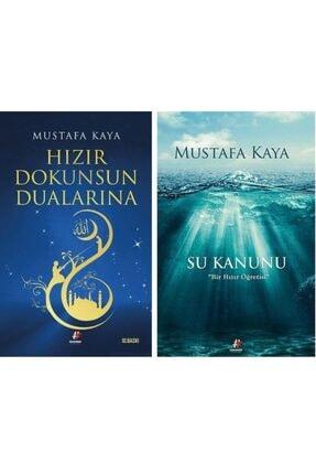 Fenomen Kitap Su Kanunu Ve Hızır Dokunsun Dualarına Mustafa Kaya Kitap Seti 0