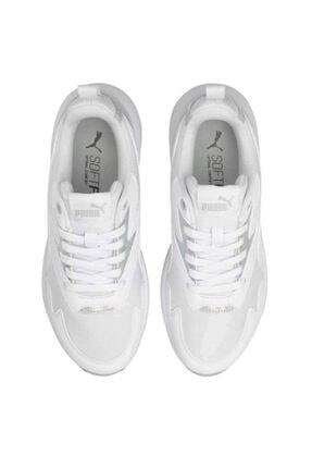 Puma X-RAY LITE METALLIC WMN Beyaz Kadın Sneaker Ayakkabı 101085449 2
