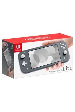 Nintendo Switch Lite Konsol Gri 0