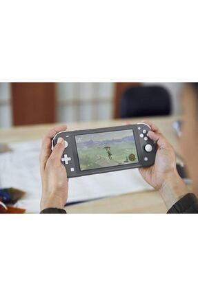 Nintendo Switch Lite Konsol Gri 3