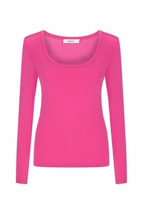 İpekyol Kadın Geniş Yaka Basic Bluz 4