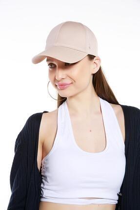 Y-London Kadın Bej Kep 13367 4